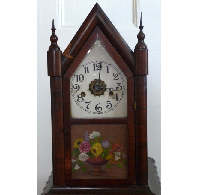 Clock Decoration <span>HARRIET STAIRS</span>
