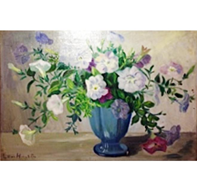 Petunias <span>BRENDA GOLDEN</span>