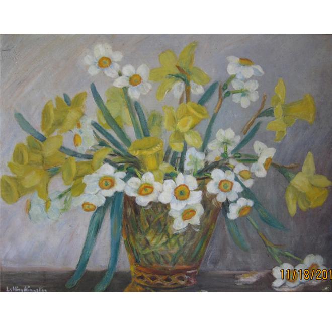 Daffodils and Narcissus <span>CORNELIA MOLSON</span>