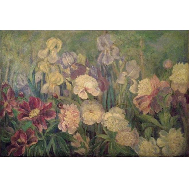 Summer Garden <span>CYNTHIA (TIA) POWELL</span>