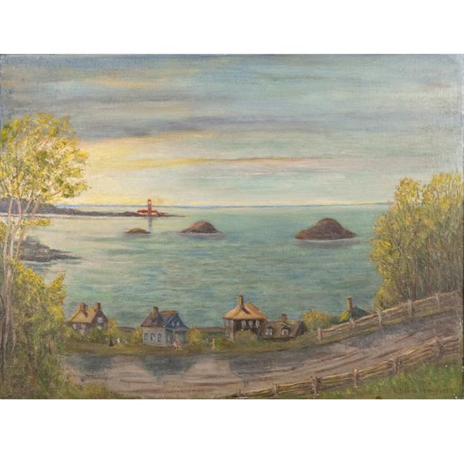 Lighthouse Metis <span>HARRIET STAIRS</span>
