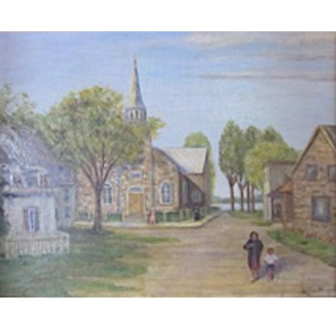 Kahnewake, Quebec <span>DINGLE FAMILY</span>