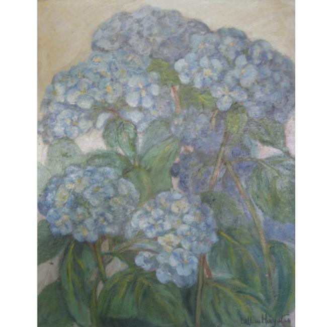 Blue Hydrangeas <span>BEA REDPATH STOKES</span>