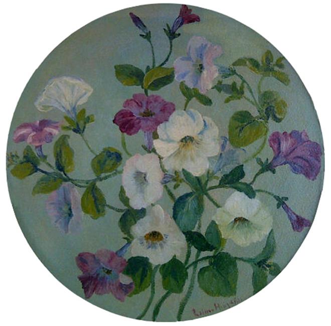 Petunias <span>JOY GRAY-DONALD</span>
