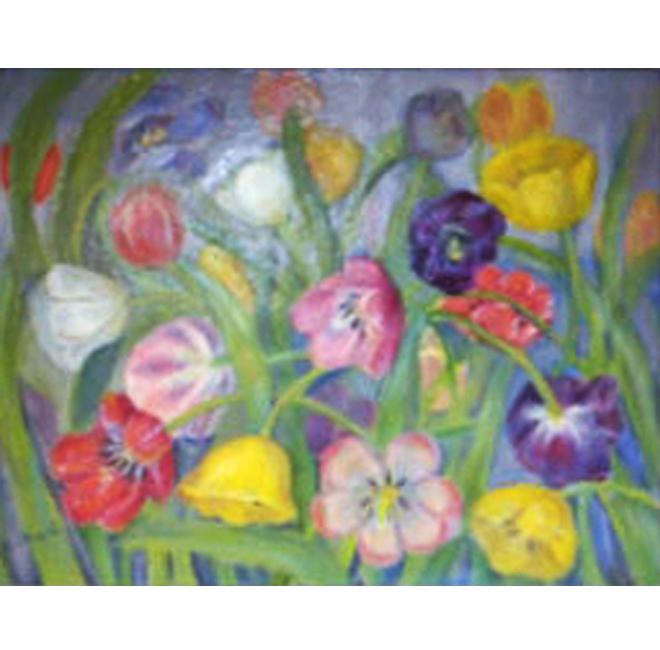 Poppies <span>DAPHNE DOLAN</span>