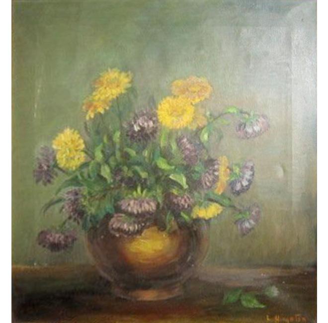 Chrysanthemums <span>WILLIAM H.DALY</span>