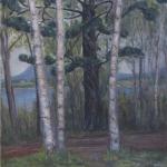 Wooded Road <span>CORNELIA MOLSON</span>