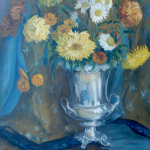 Daisies and Asters <span>BRIAN GALLERY</span>