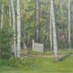 Garden Gate, Magog <span>IN PRIVATE COLLECTION</span>