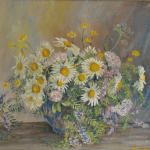 Daisies And Vetch <span>DALY/STEUBE FAMILY</span>
