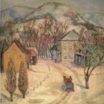 Winter in Quebec <span>CYNTHIA (TIA) POWELL</span>