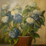 Flowers In a Clay Pot <span>SANDRA DOLAN</span>