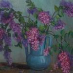 Purple Lilacs <span>SACRED HEART CONVENT</span>