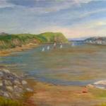 Quebec City Harbour <span>JOY GRAY-DONALD</span>