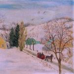 Quebec Sleigh Ride <span>LOUISE BELCOURT</span>