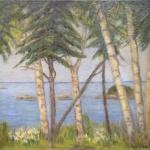 Birch Trees <span>KATHERINE PORTER</span>