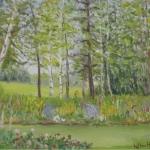 Country Garden, Magog <span>IN PRIVATE COLLECTION</span>