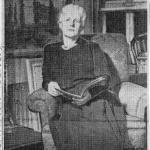 Lillian Hingston<span> MONTREAL DAILY STAR, FEB. 20 1950</span>