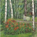 Birches, Magog <span>HAGUE VAUGHAN</span>