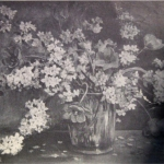 Blossoms <span>WEST END ART GALLERY, FEB. 22 1950</span>