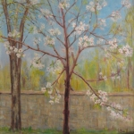Apple Tree in Spring <span>JOY GRAY-DONALD</span>