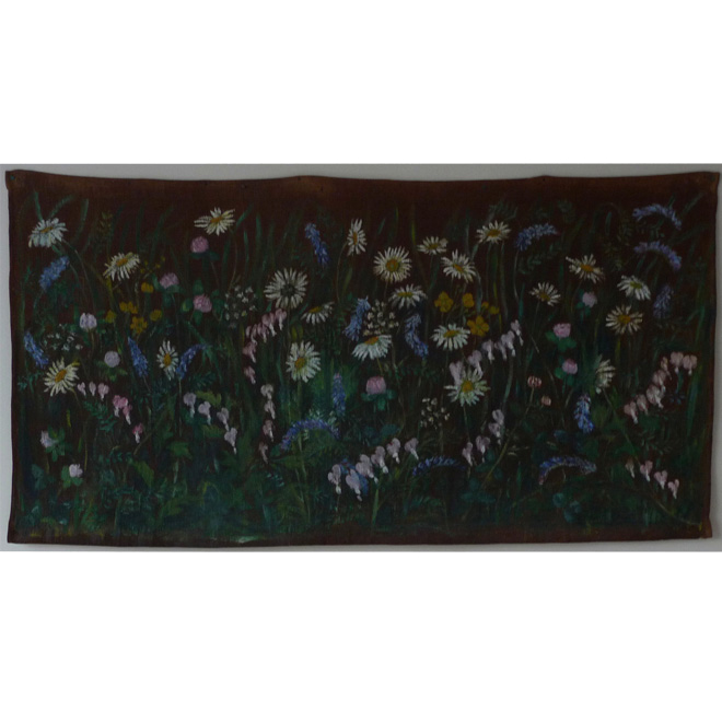 Unframed Floral Canvas <span>DAPHNE DOLAN</span>