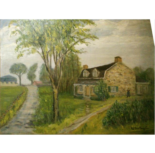 Second House at Varenne <span>SANDRA DOLAN</span>